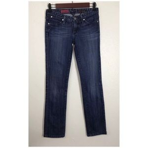 AG The Casablanca low-rise jeans womens 25 (26x28)